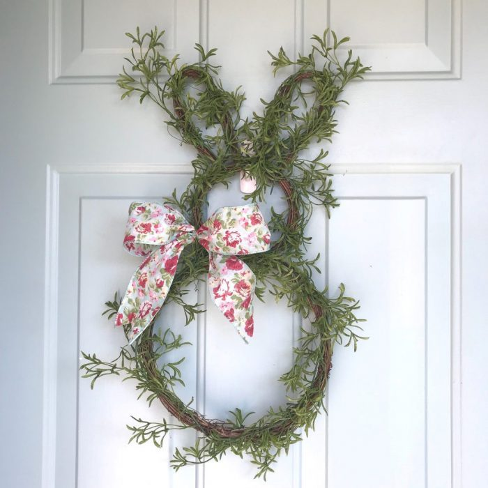 Bunny Wreath Ideas