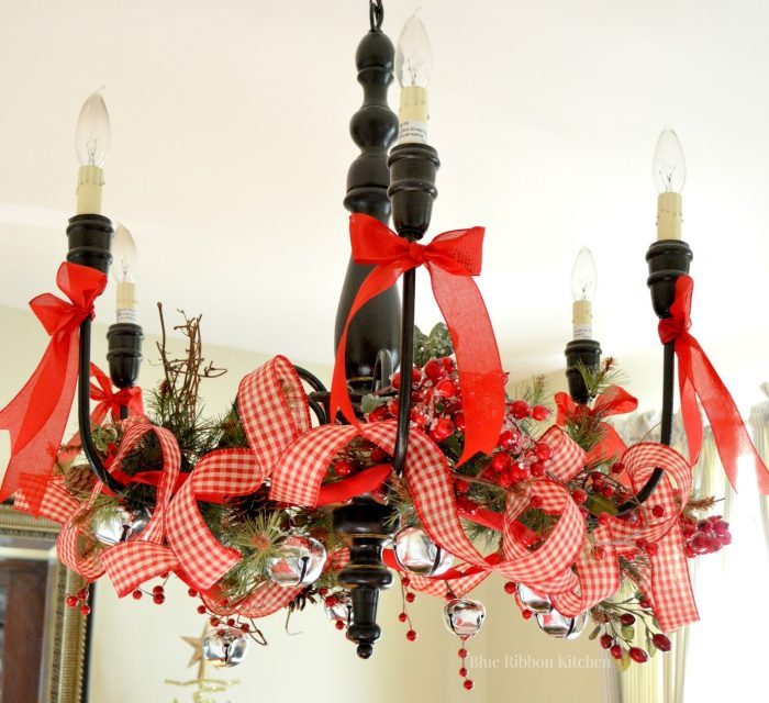 Light Inside Christmas Decorating Ideas