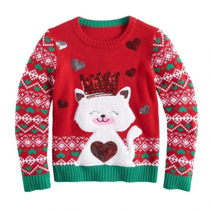 Children Christmas Sweater Ideas