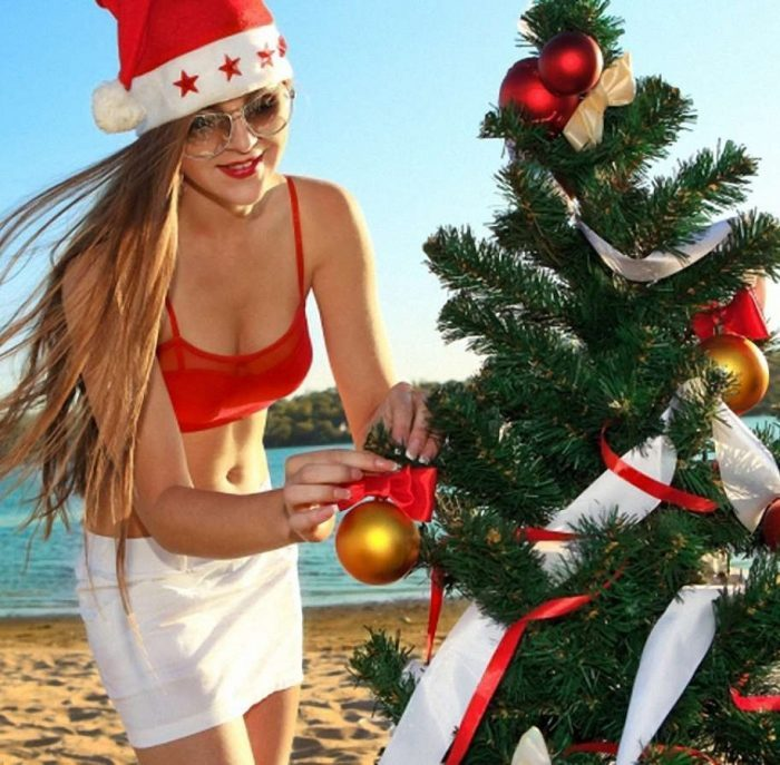 Christmas Party Ideas At Beach