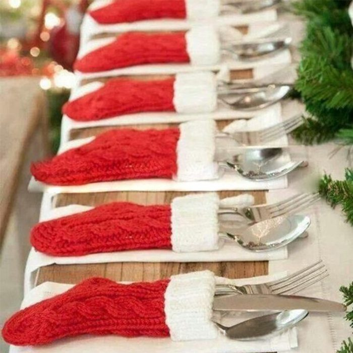 Christmas Dinner Tableware