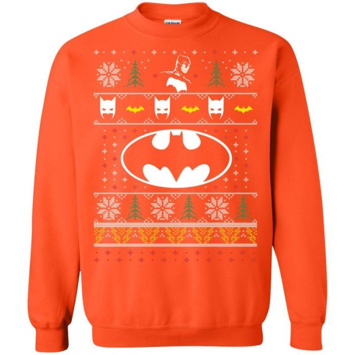 Superhero Christmas Sweater Ideas