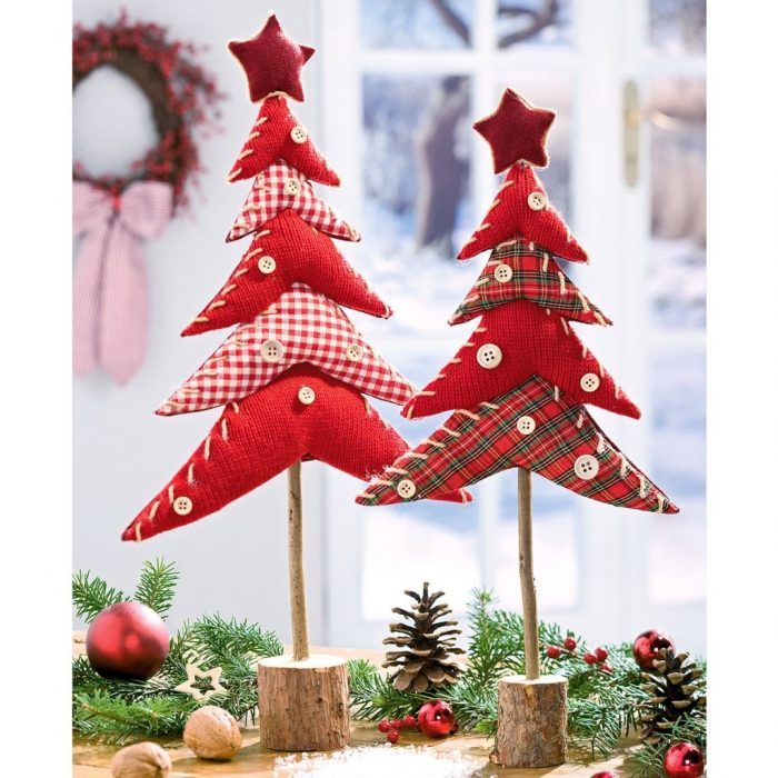 DIY Christmas Tree Sewing