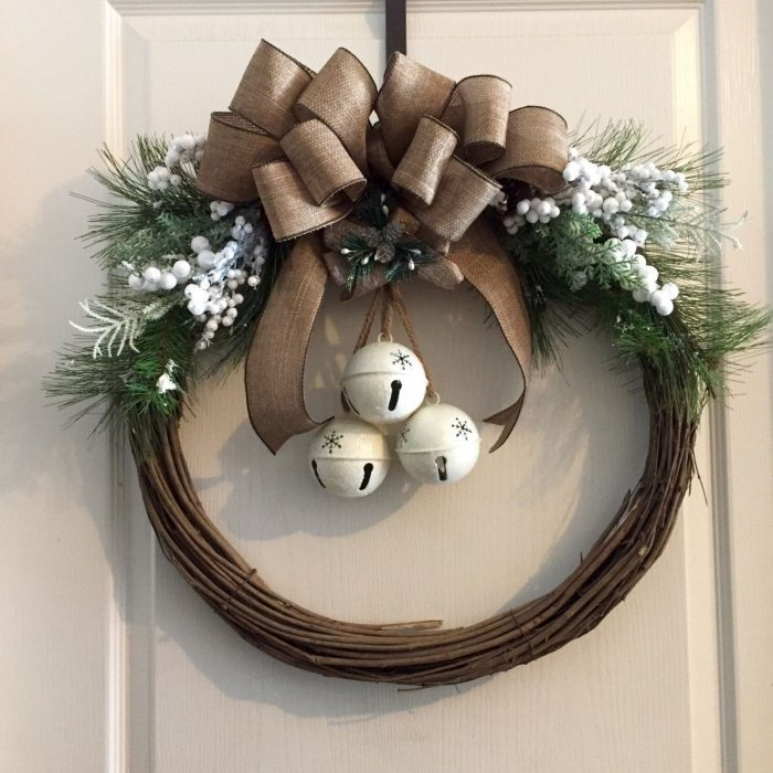 Elegant Christmas Wreath Ideas