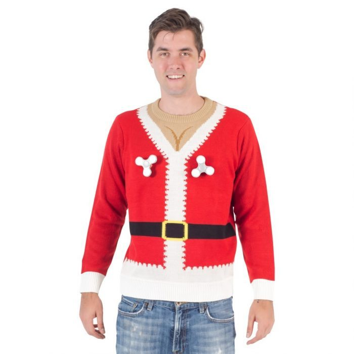Santa Christmas Sweater For Him