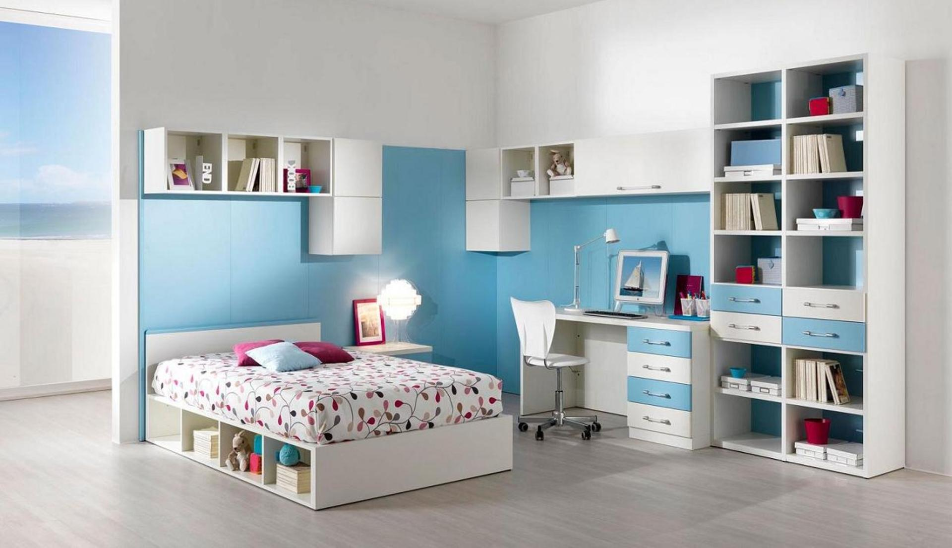 Furniture for Teenage Girl Bedroom Idea