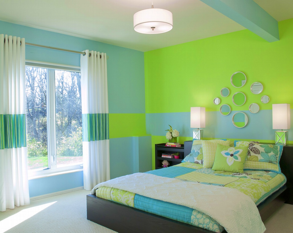 Bedroom Color Combination Ideas