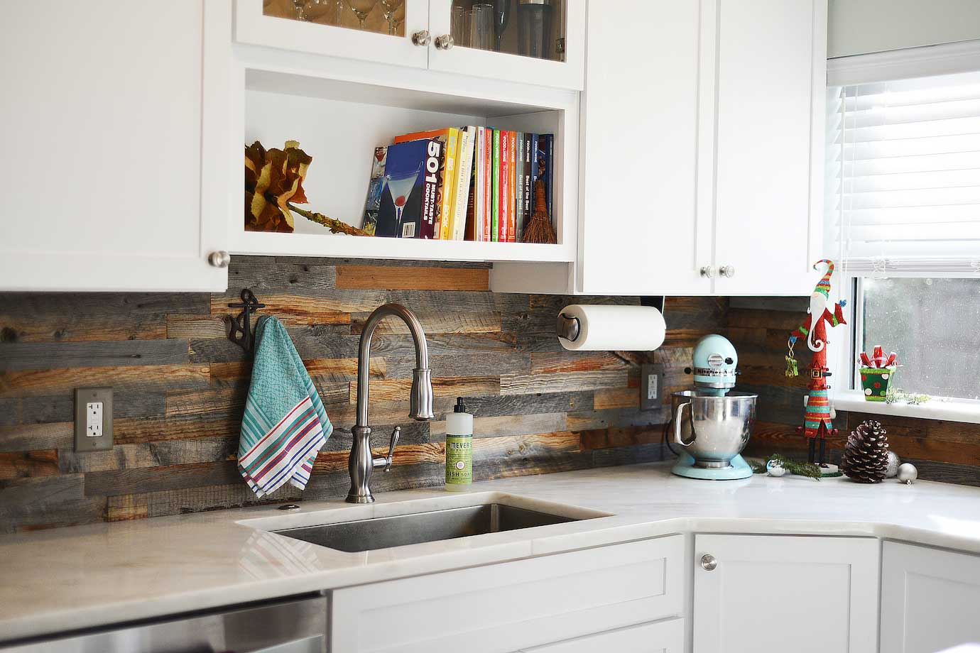 6 Outstanding Kitchen Backsplash Ideas That Make You Feel Like A