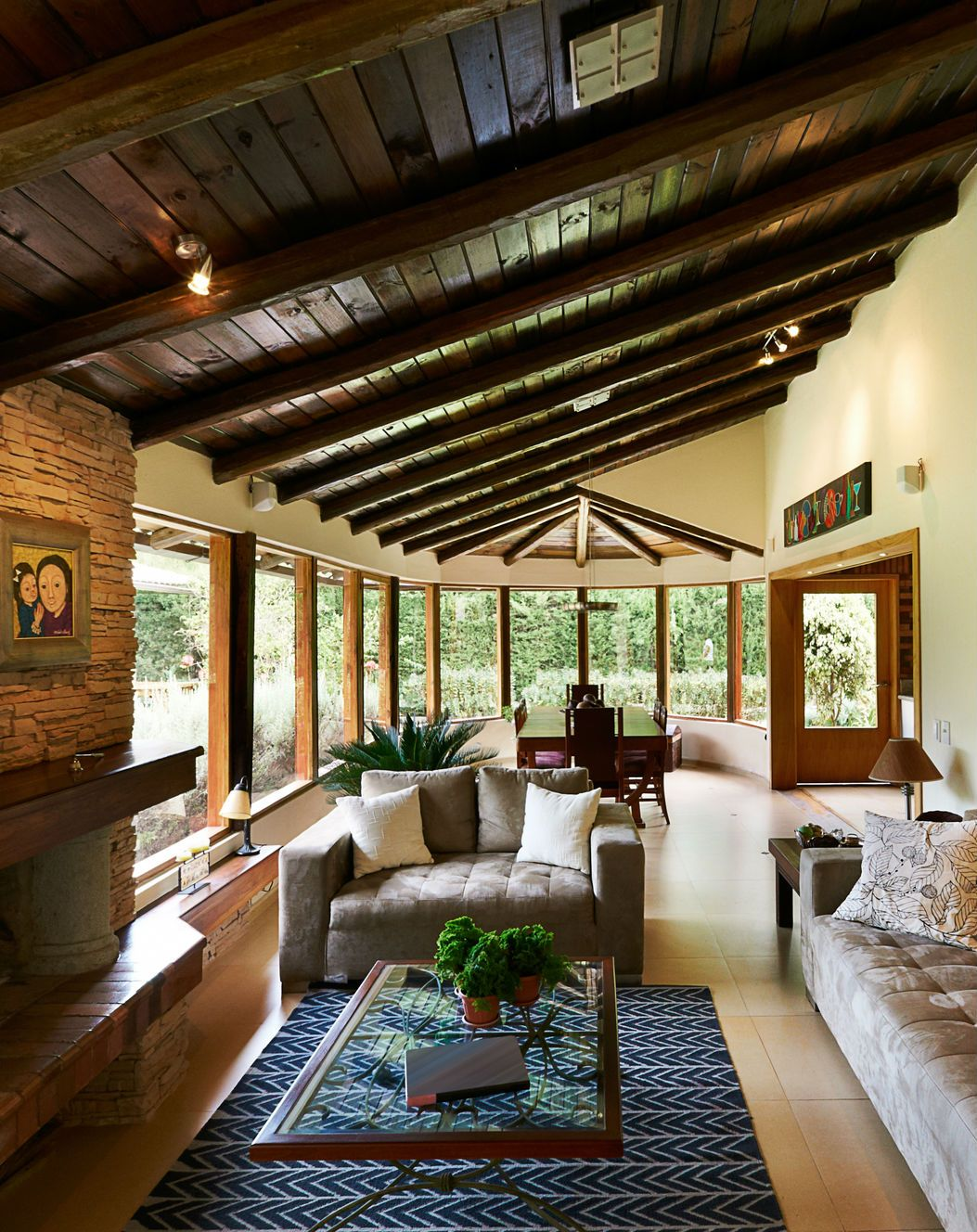 Rustic Living Room Ideas To Make Your Place Look Cozier