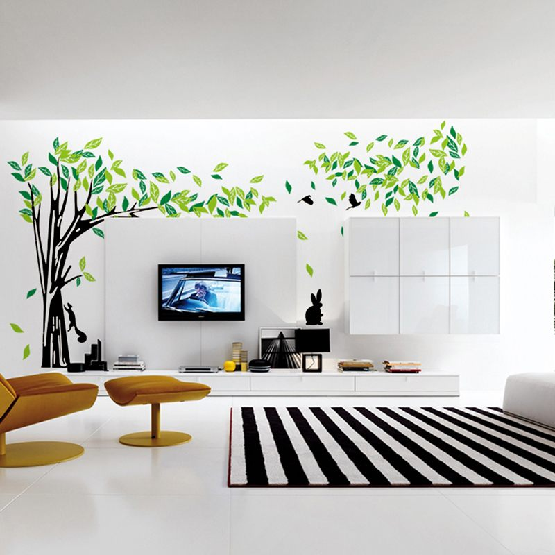 Natural Living Room Wall Decor Ideas