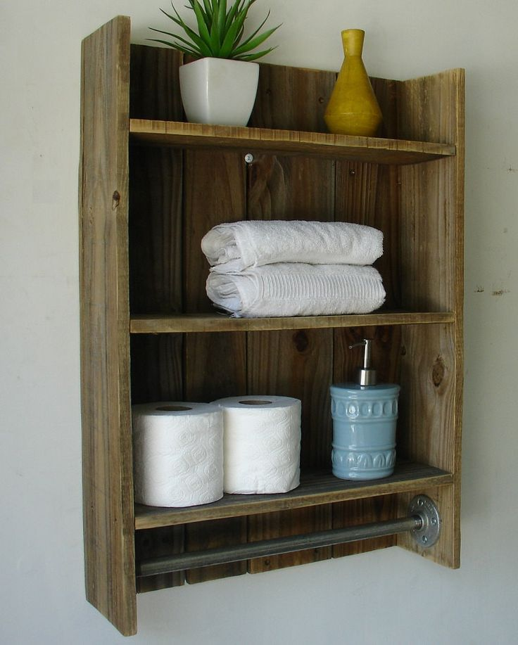 Exposed and effective storage space