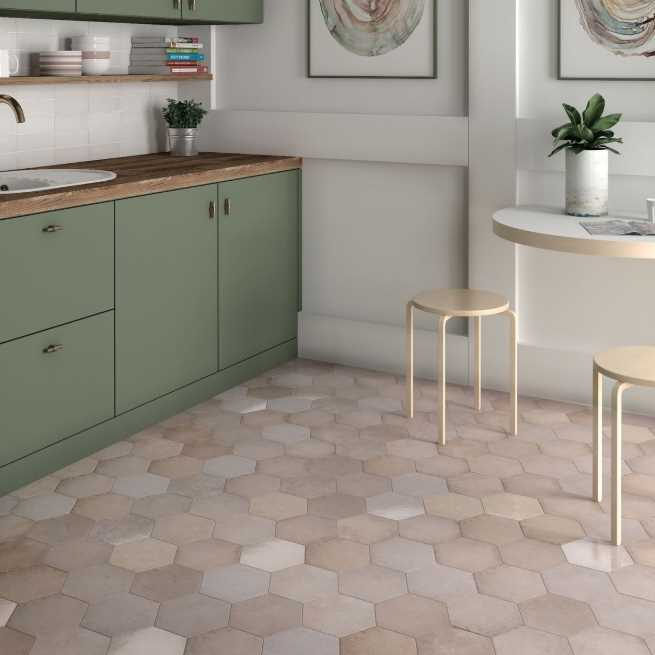 50 Unique Kitchen Flooring Ideas for a Lively Step - Houseminds